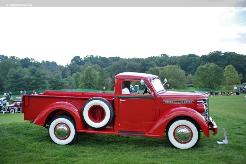 1948 Diamond T Model 201