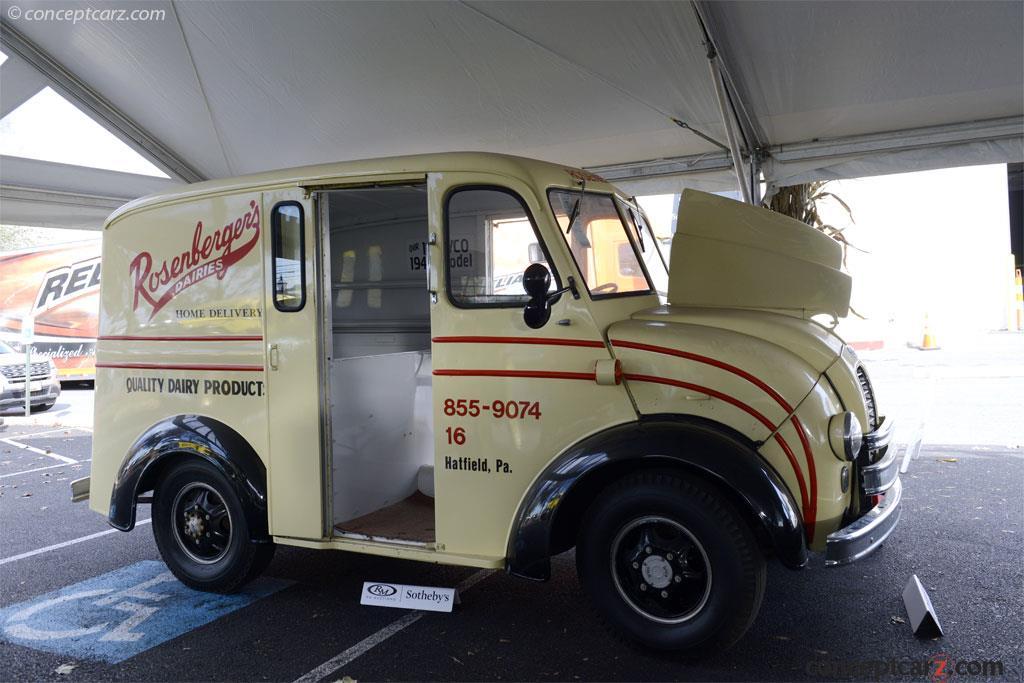 1946 Divco Model U | conceptcarz com