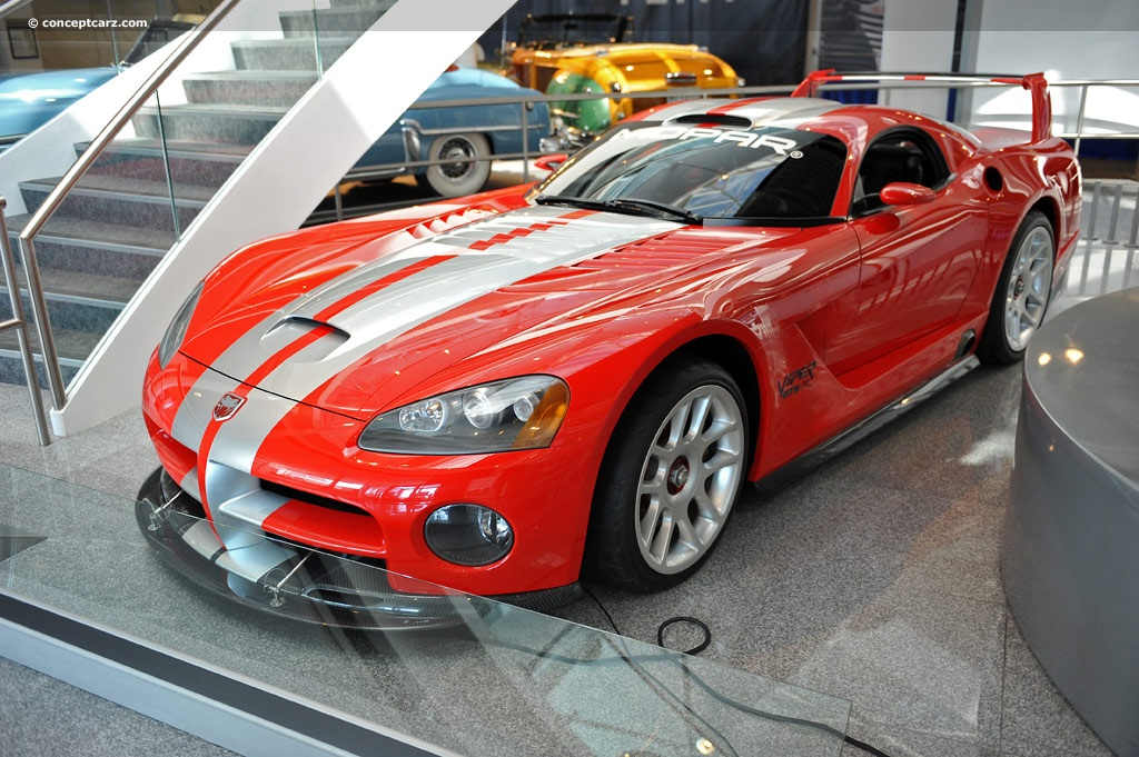 dodge viper gts  concept image photo