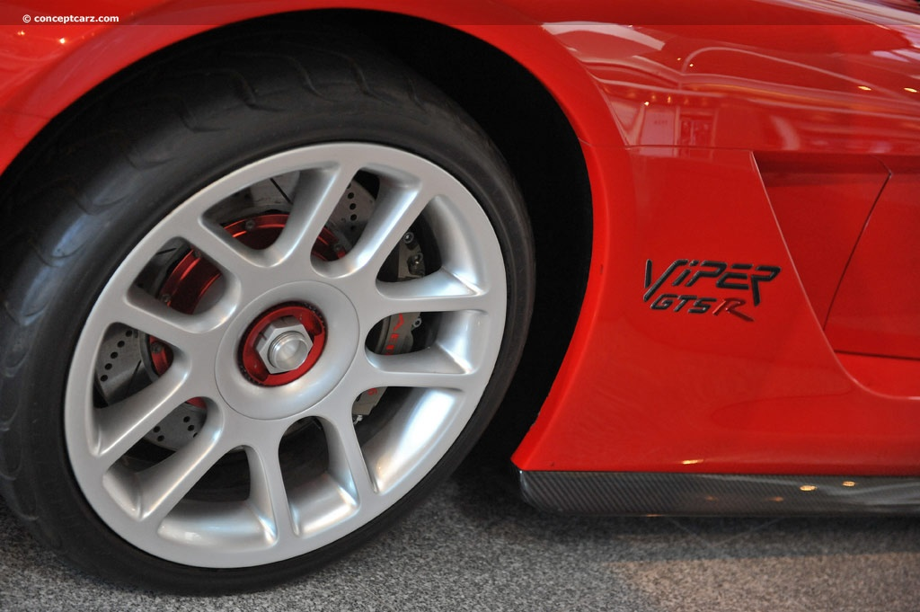 2000 Dodge Viper GTS-R Concept Image