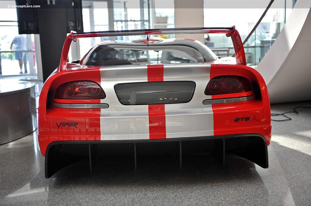 2000 Dodge Viper Gts R Concept Image