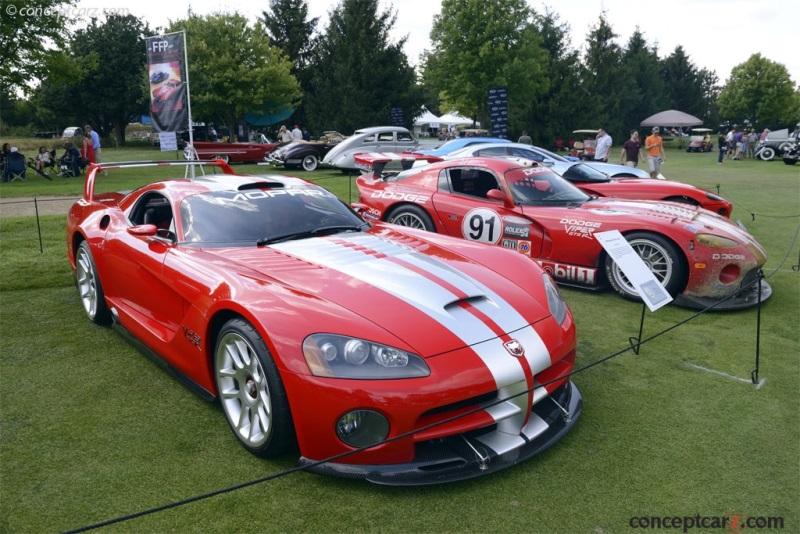 2000 Dodge Viper GTS-R Concept Image. Photo 2 of 44