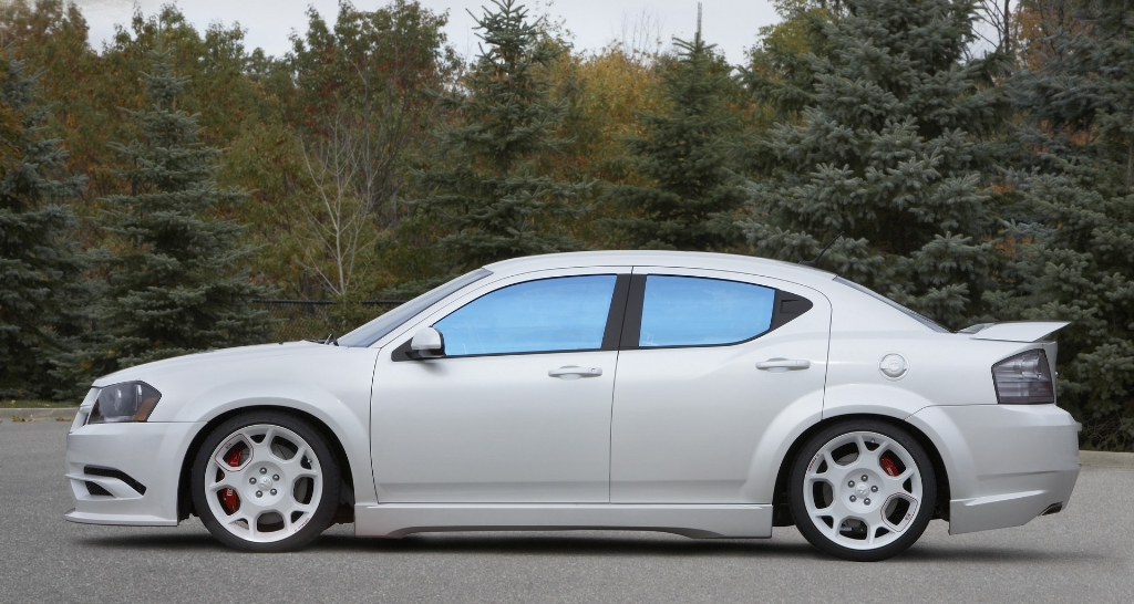 2008 Dodge Avenger Stormtrooper Concept Pictures, News, Research, Pricing, msrp, invoice ...
