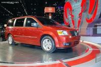 2008 Dodge Grand Caravan image.