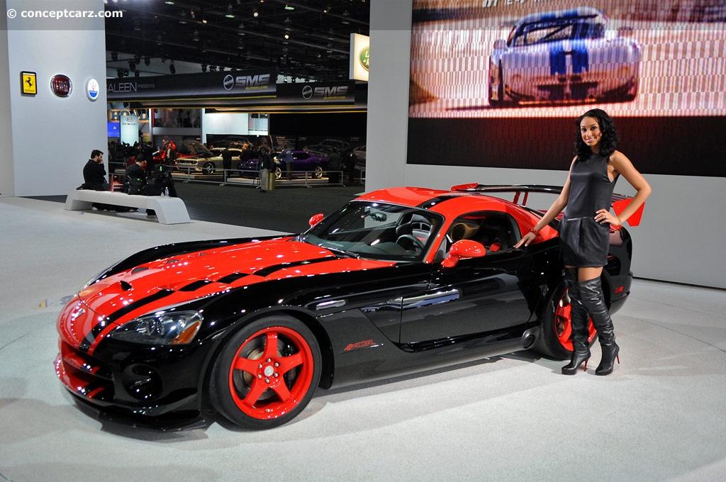 Viper Car