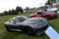 Dodge Viper SRT Anodized Carbon Special Edition GTS