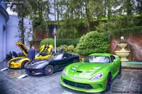 Dodge Viper SRT Stryker Green