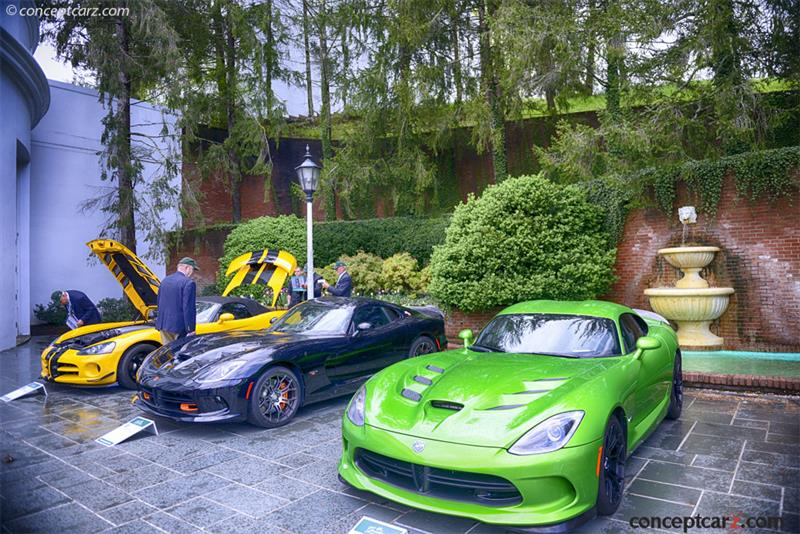 Dodge Viper SRT Stryker Green Pictures And Wallpaper