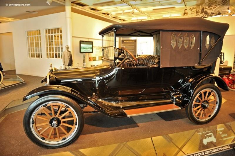 1915 Dodge Brothers Model 30-35