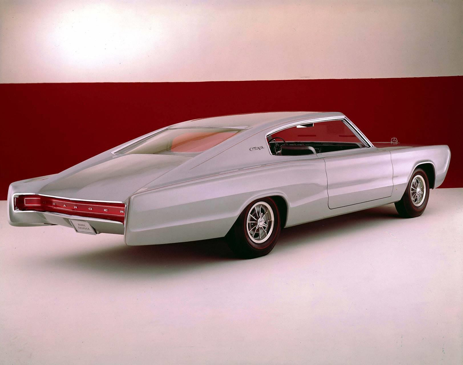 Dodge Charger II Concept photo