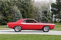 1971 Dodge Challenger image.