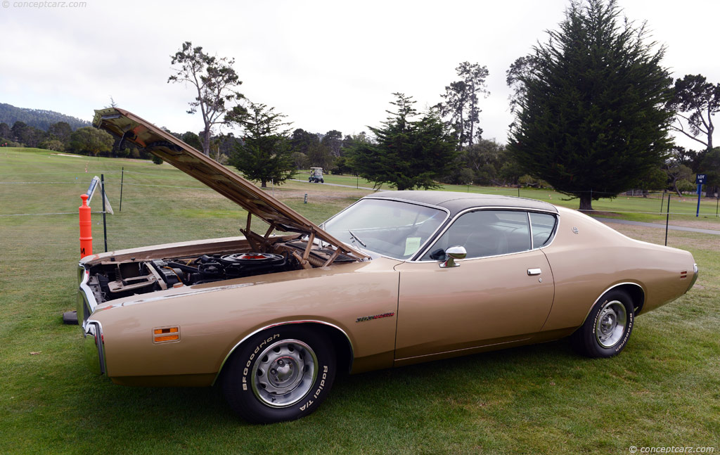 1971 dodge charger 500 for sale