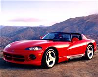1992 Dodge Viper RT/10 image.