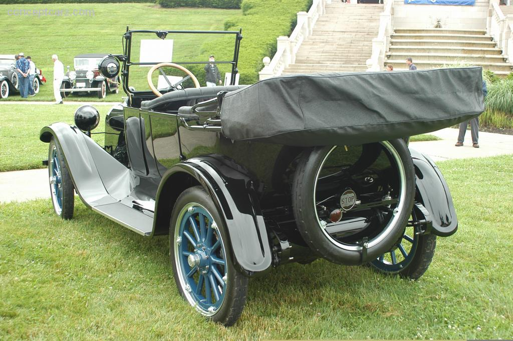 Auction Results and Sales Data for 1919 Dodge Brothers Model 30