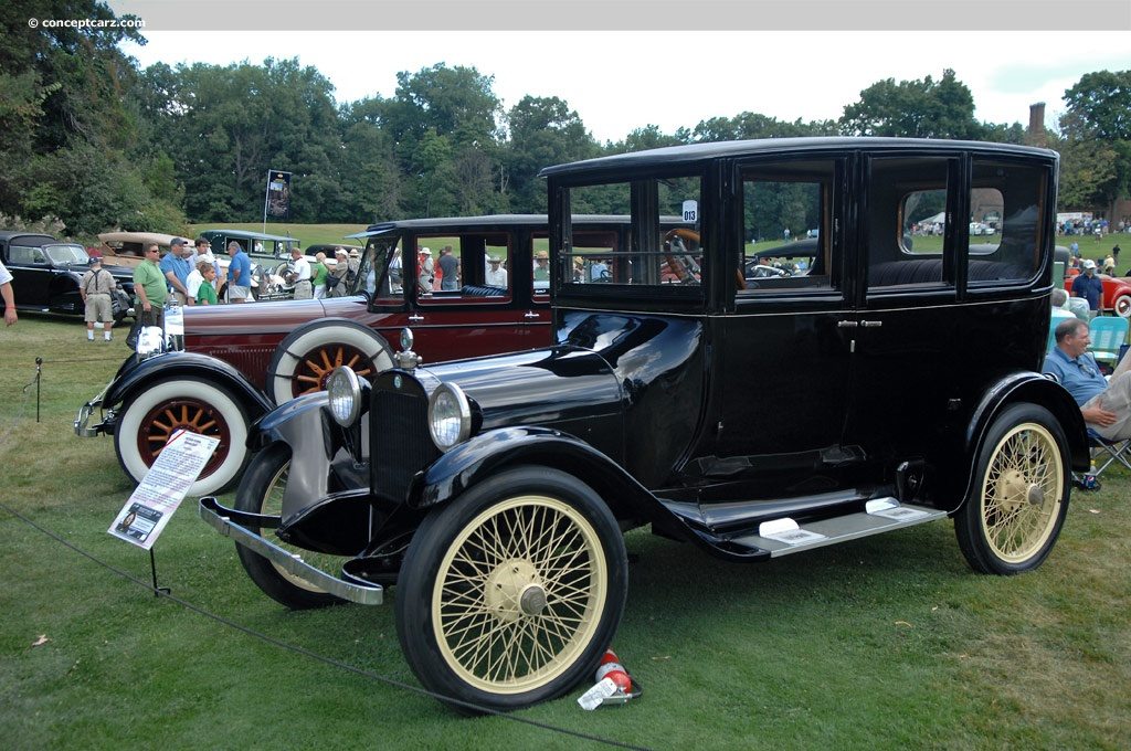 1920 Dodge Brothers Model 30 History, Pictures, Sales Value ...