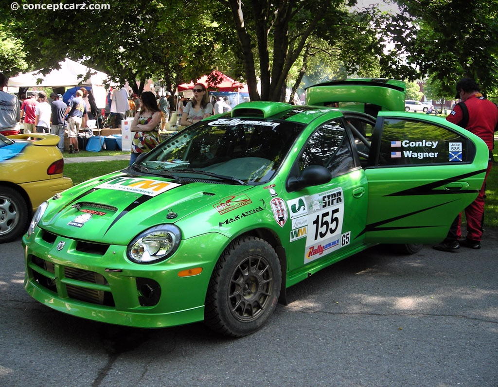 Dodge Neon Race Car
