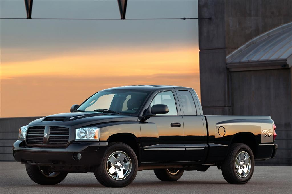 2006 Dodge Dakota Pictures History Value Research News