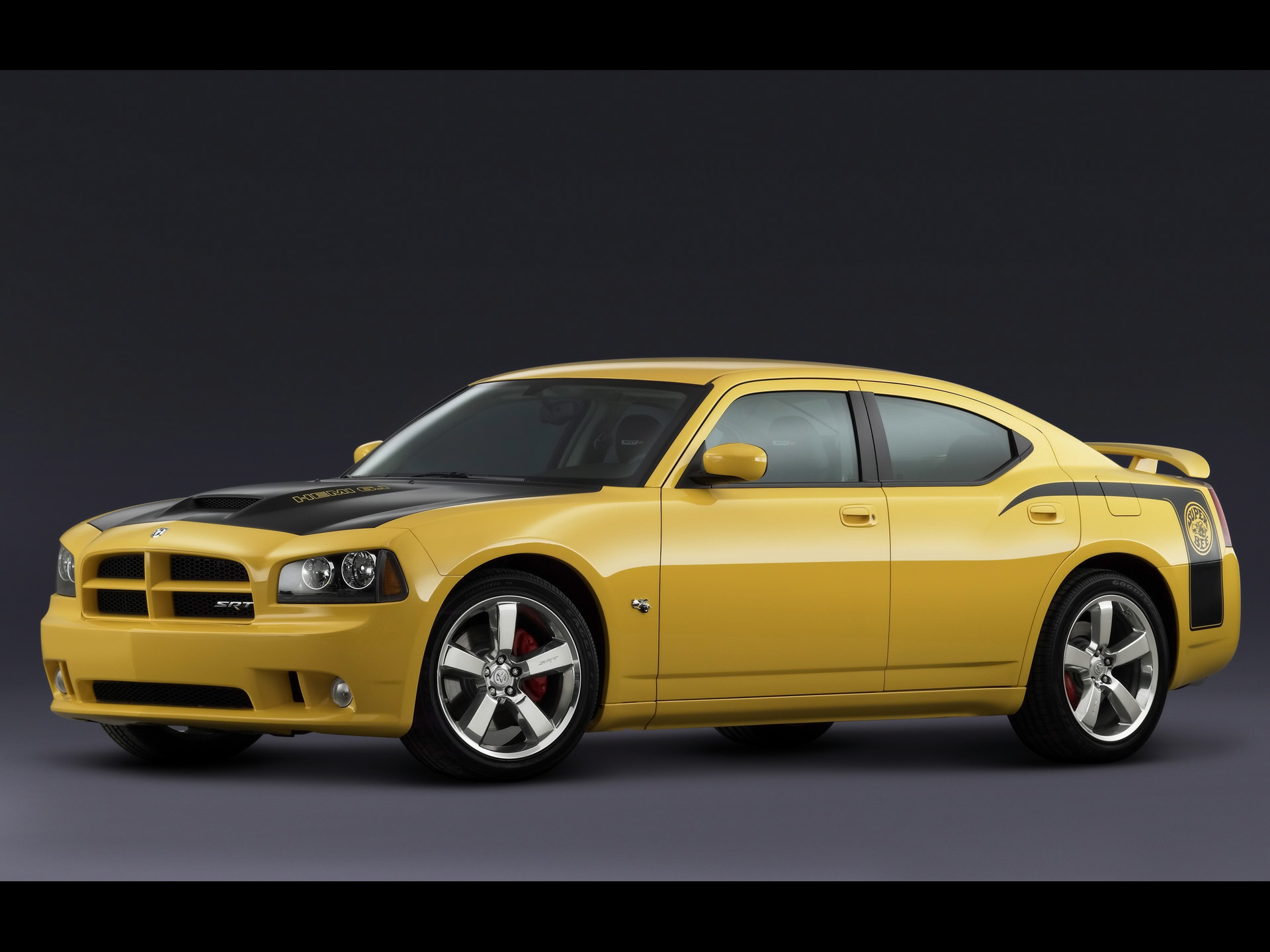 2007 Dodge Charger SRT8 Super Bee History, Pictures, Value, Auction ...