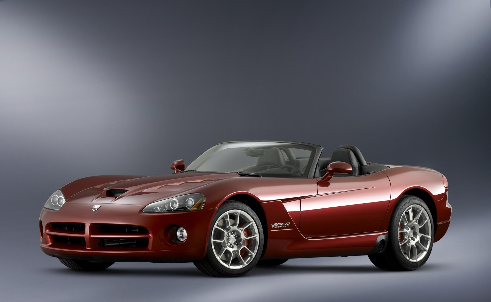 2008 Dodge Viper SRT10 News and Information