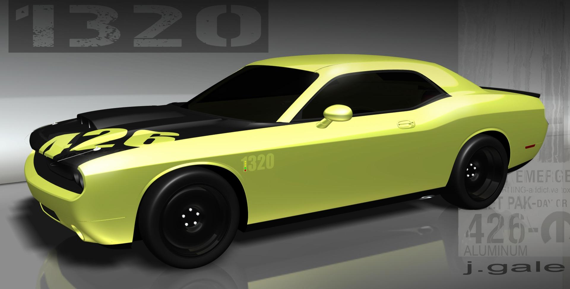 2010 Dodge Challenger 1320 News And Information