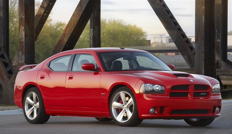 2010 Dodge Charger SRT8 News and Information
