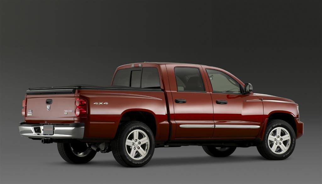 Ford Towing A Dodge >> 2010 Dodge Dakota News and Information - conceptcarz.com