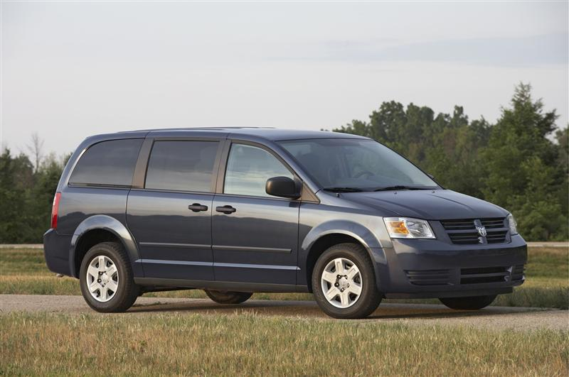 2010 Dodge Grand Caravan Cargo Van News And Information