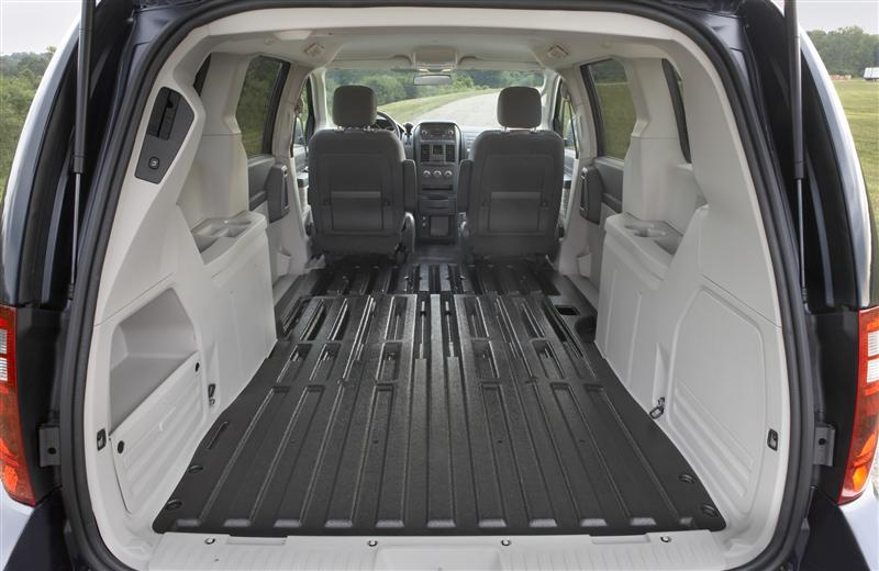 2010 Dodge Grand Caravan Cargo Van Image Https Www
