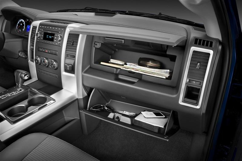 2010 dodge ram 1500 accessories