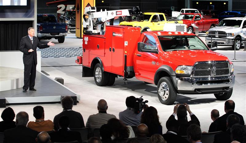 2010 Dodge Ram 3500 Chassis Cab