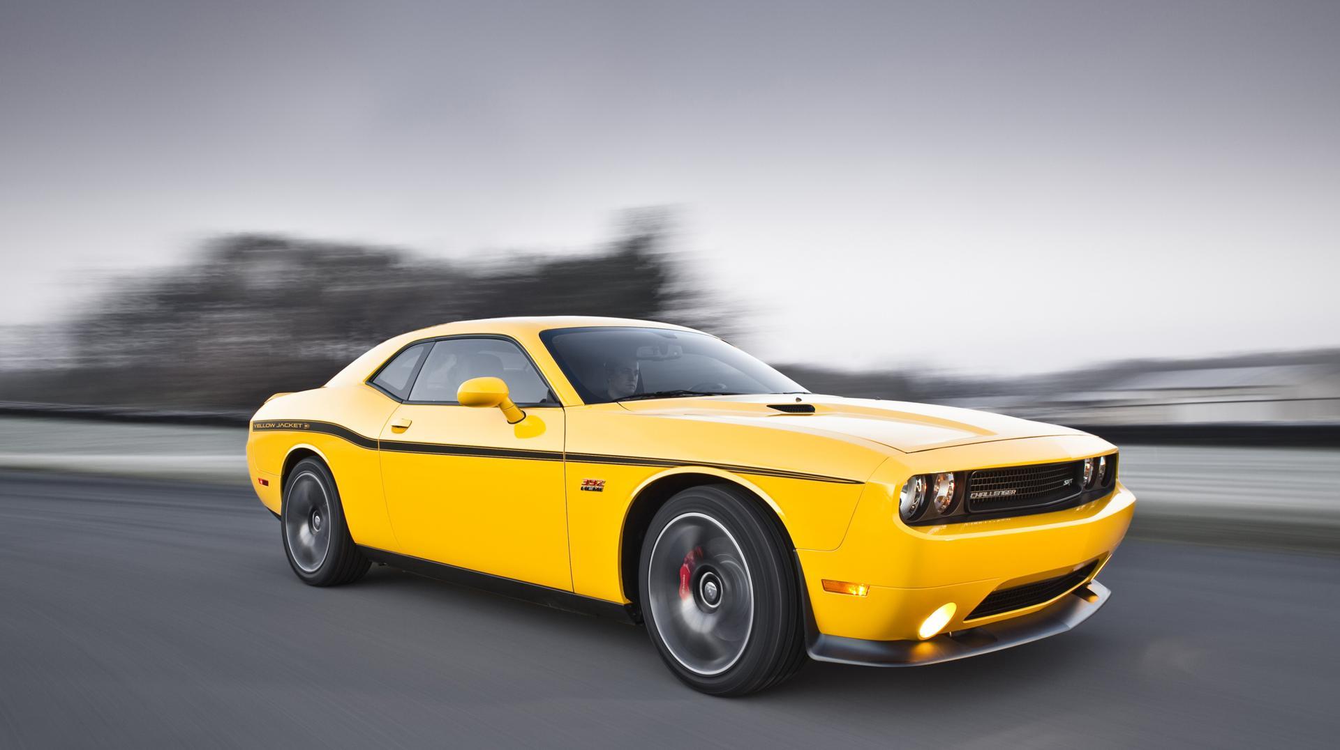 2012 Dodge Challenger Srt8 392 Yellow Jacket News And Information Conceptcarz Com