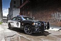 2012 Dodge Charger Pursuit image.