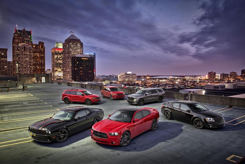 2013 Dodge Avenger Blacktop Image. Photo 1 of 13