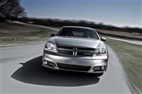 Dodge Avenger Monthly Vehicle Sales