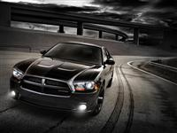 2013 Dodge Charger Blacktop Edition image.