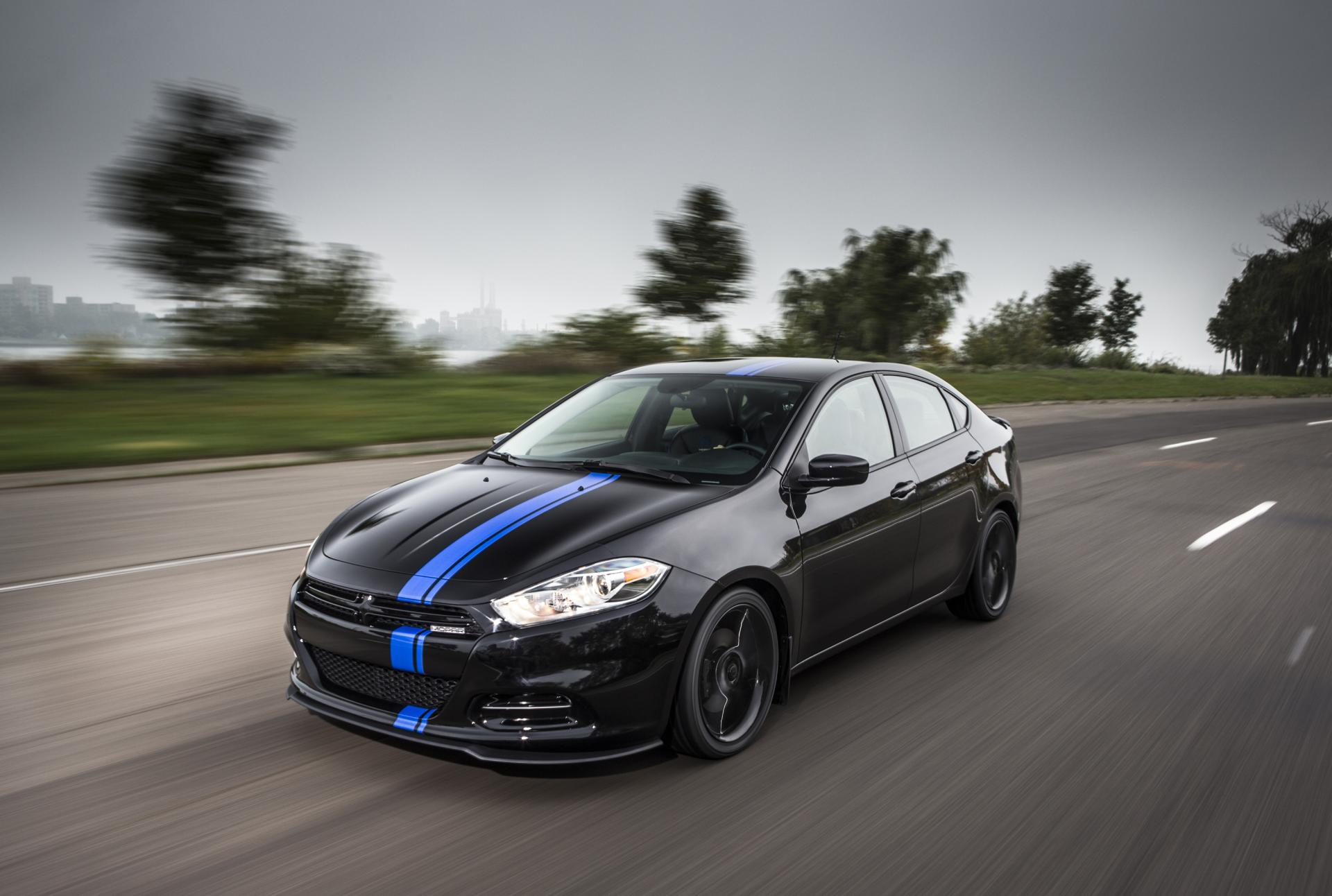 2013 Dodge Dart Mopar News and Information | conceptcarz.com