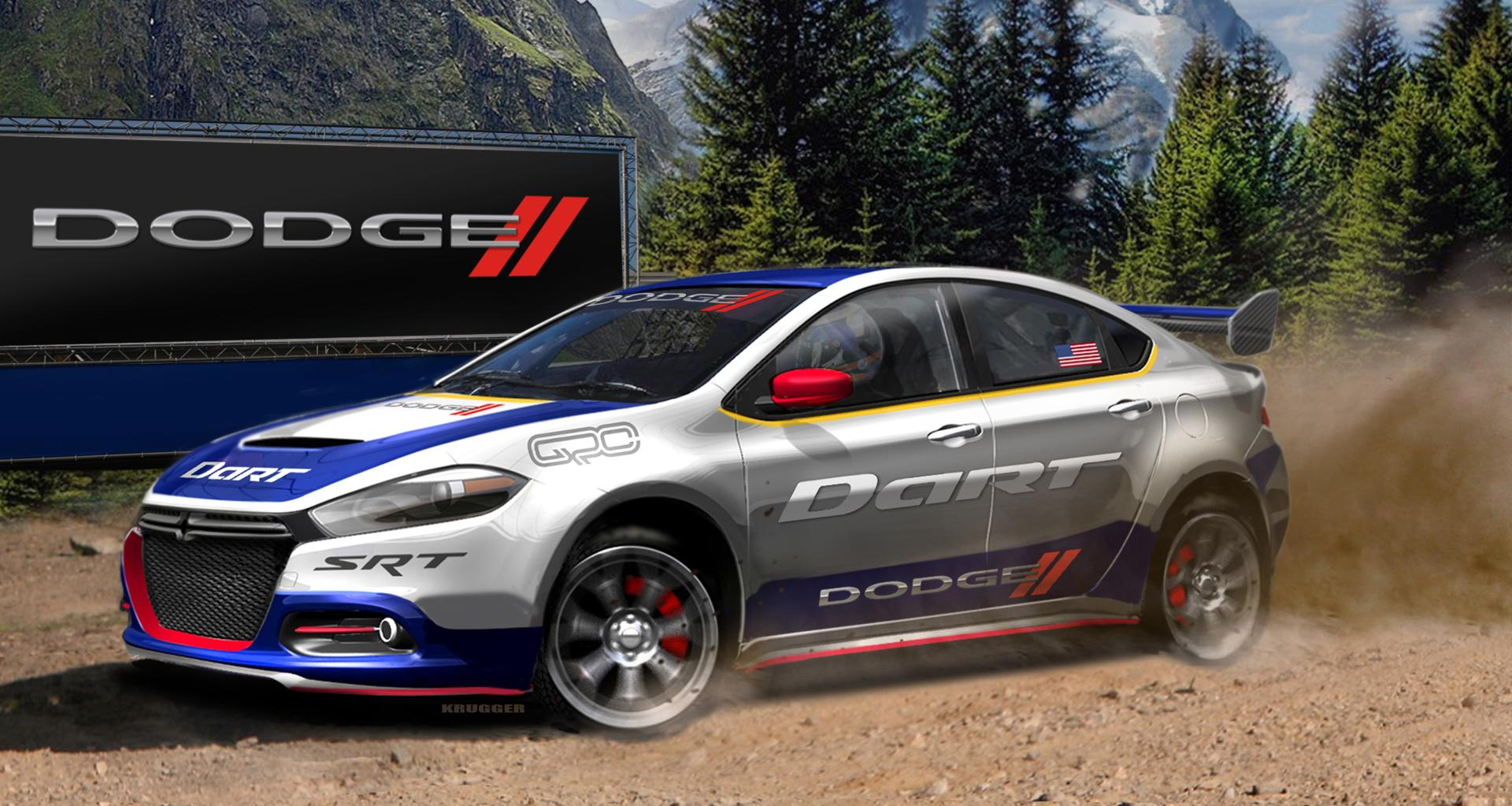 2013 Dodge Dart Rally Car News and Information, Research, and History