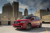 2013 Dodge Grand Caravan Blacktop Edition image.