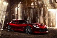 2013 Dodge Viper SRT image.