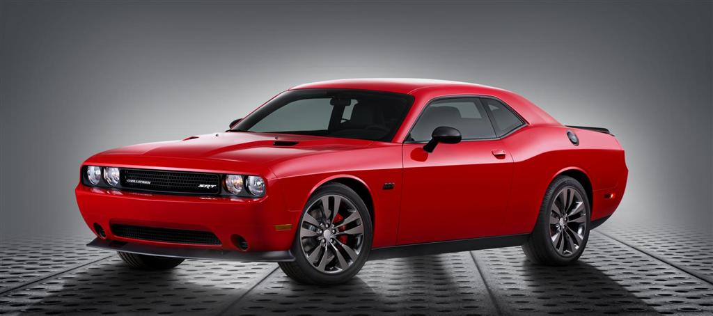 2014 Dodge Challenger SRT Satin Vapor Edition Image. Photo 3 of 3