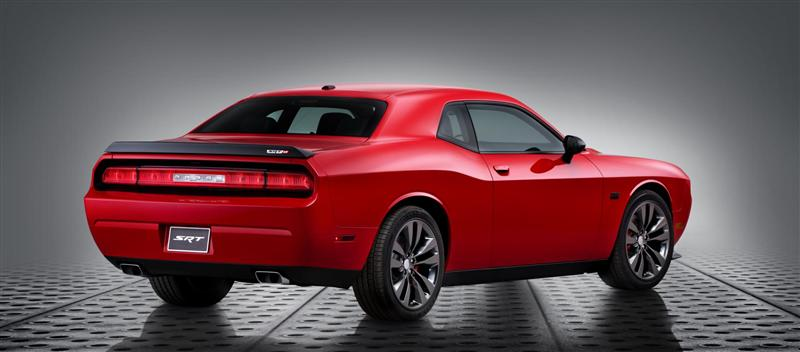 2014 Dodge Challenger SRT Satin Vapor Edition Image. Photo 2 of 3