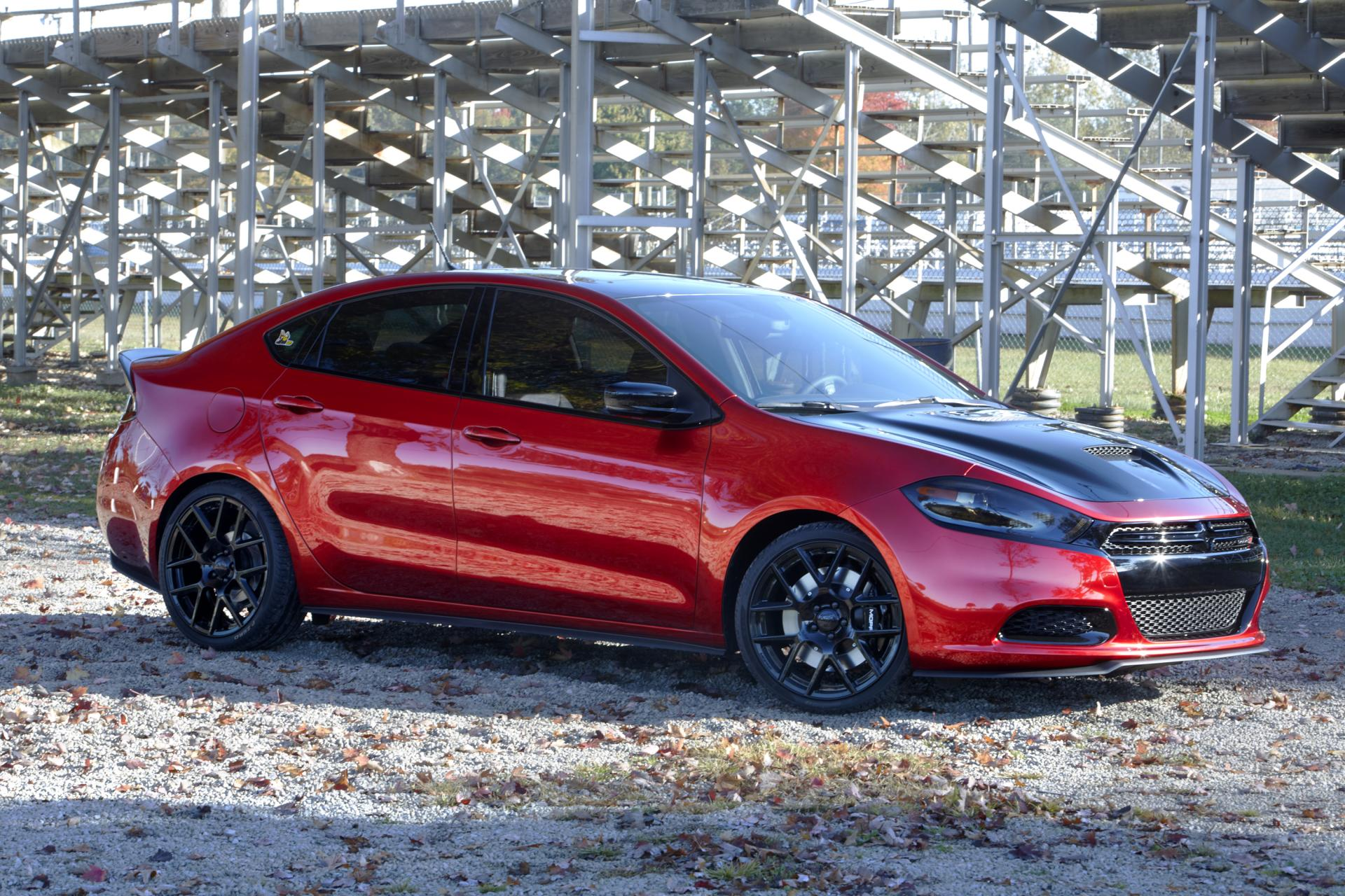 2014 Dodge Dart Technical Specifications and data. Engine ...