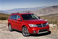 Dodge Journey Monthly Vehicle Sales