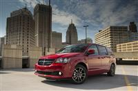 Dodge Grand Caravan Monthly Vehicle Sales