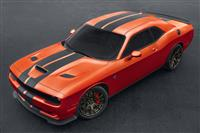 Popular 2017 Dodge Challenger SRT Wallpaper