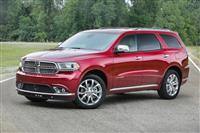 Dodge Durango Monthly Sales