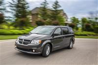 Dodge Grand Caravan Monthly Sales