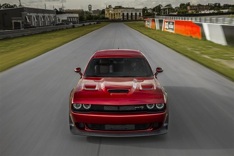 2017 Dodge Challenger SRT Hellcat Widebody