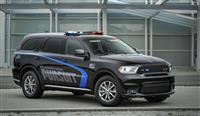 Popular 2019 Dodge Durango Police Pursuit Wallpaper