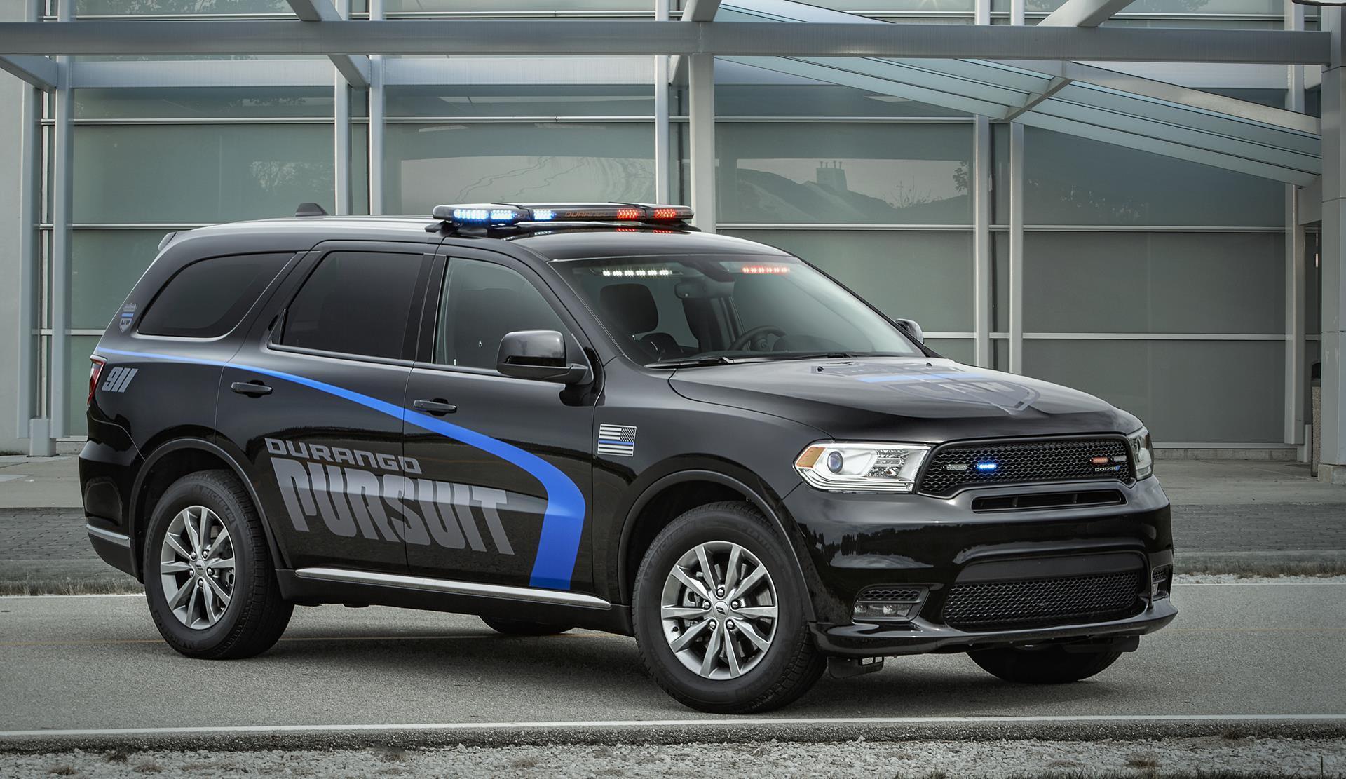 2019 Dodge Durango Police Pursuit News And Information Com